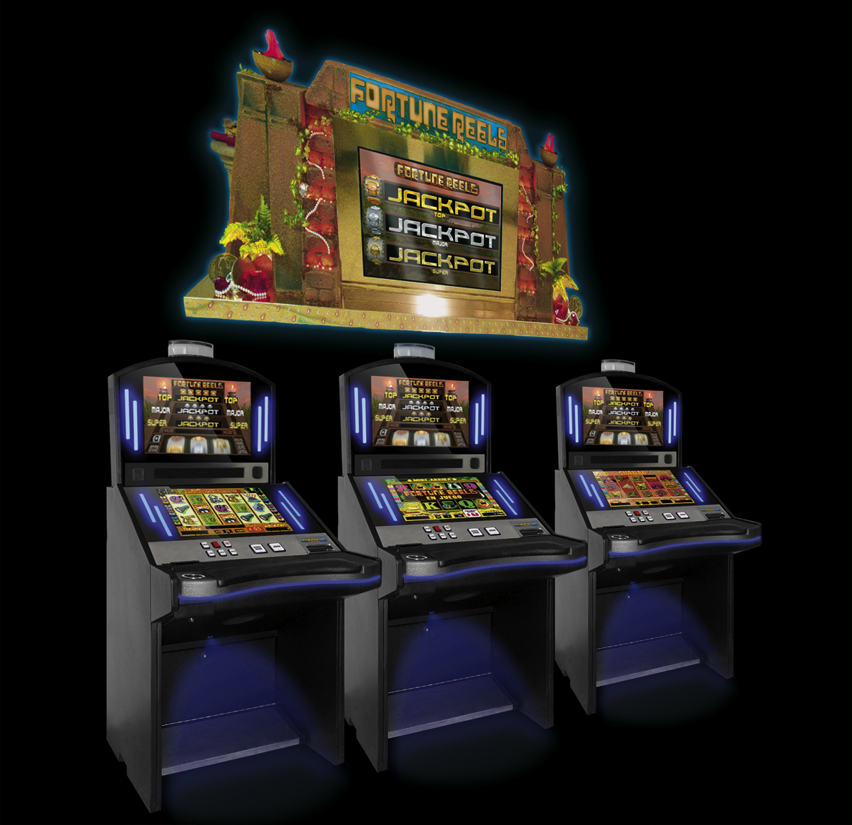 Novomatic casino slot machine