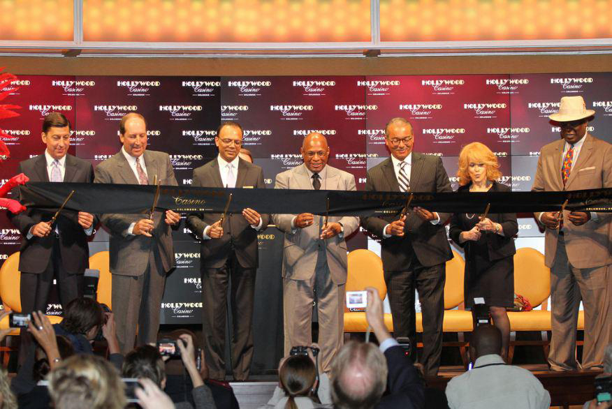 Hollywood Casino Columbus Opens As Ohio 39 S Largest