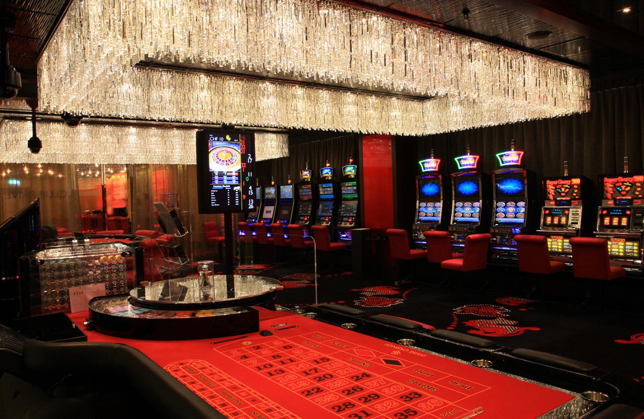 swiss casino zurich online