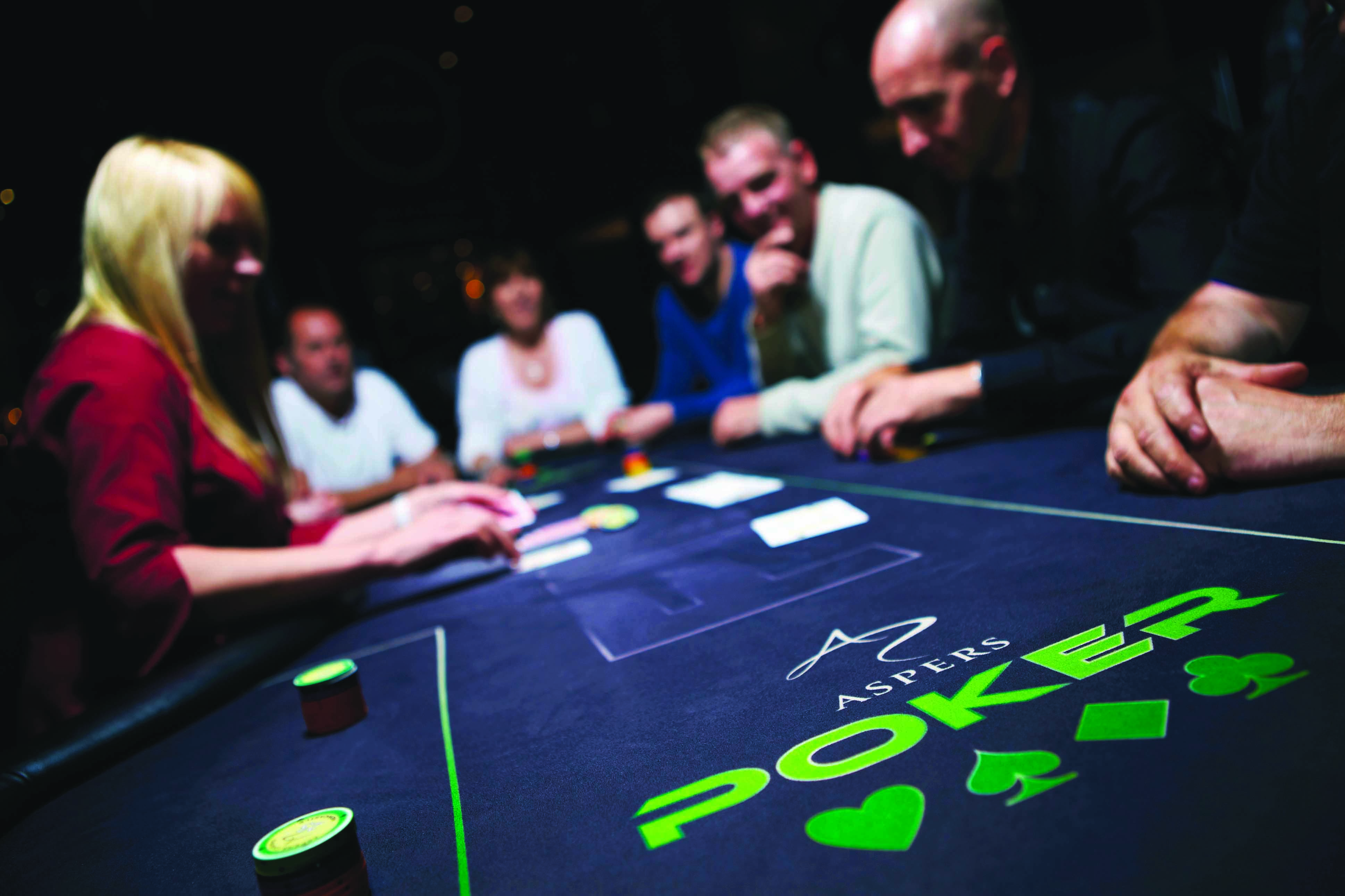 Aspers casino opening times