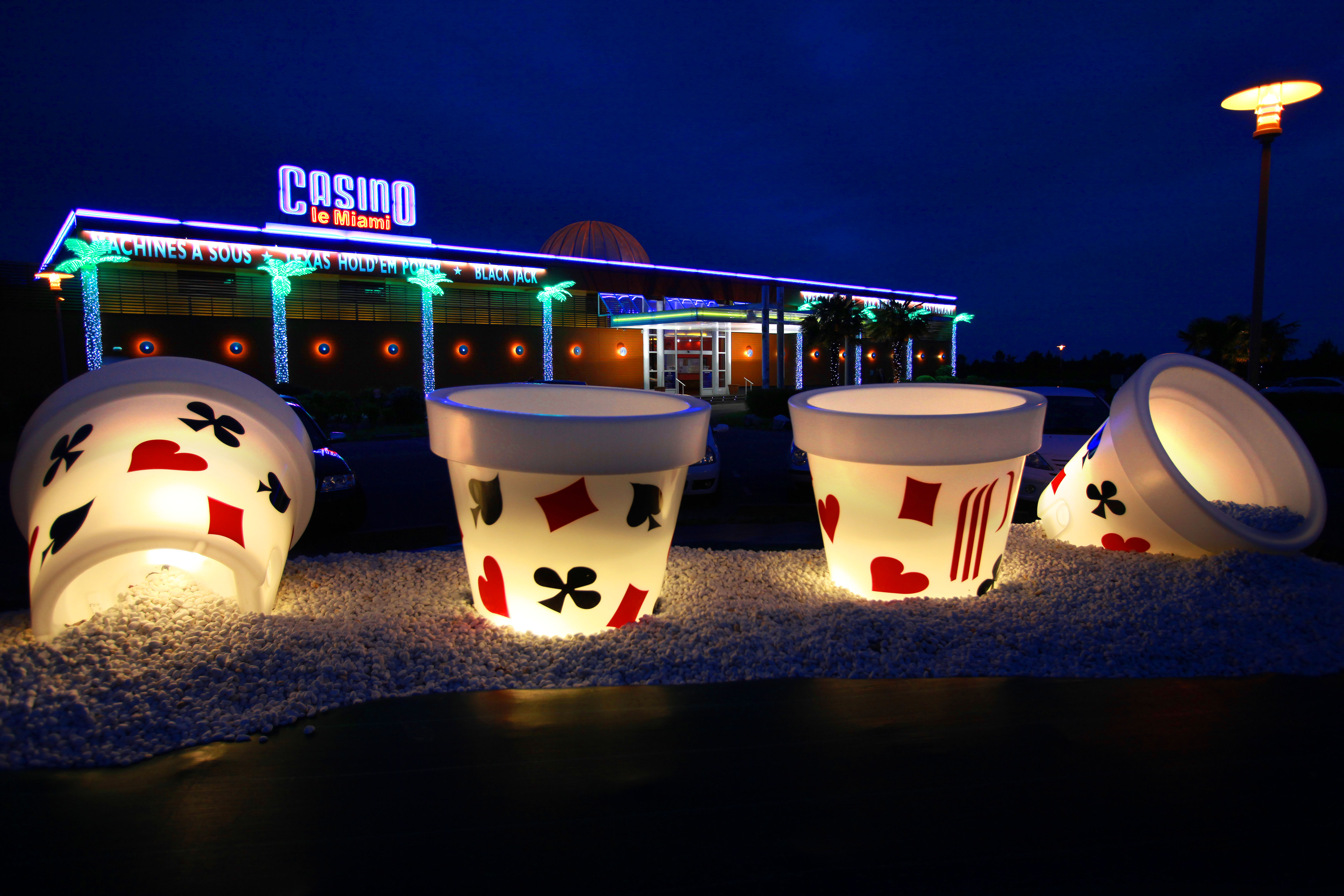 Gambling miami