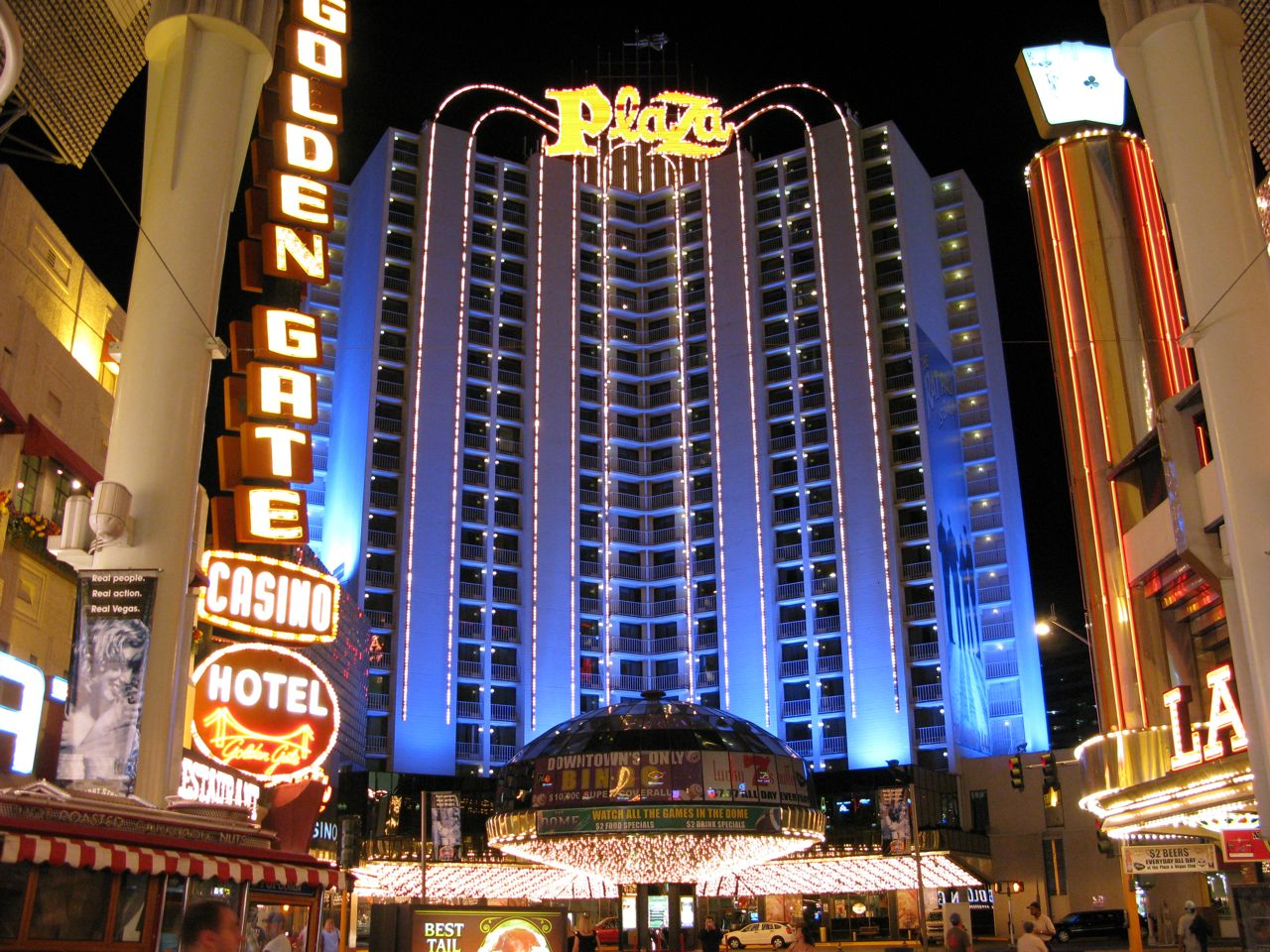 The Plaza Vegas