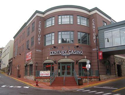 Gambling central city