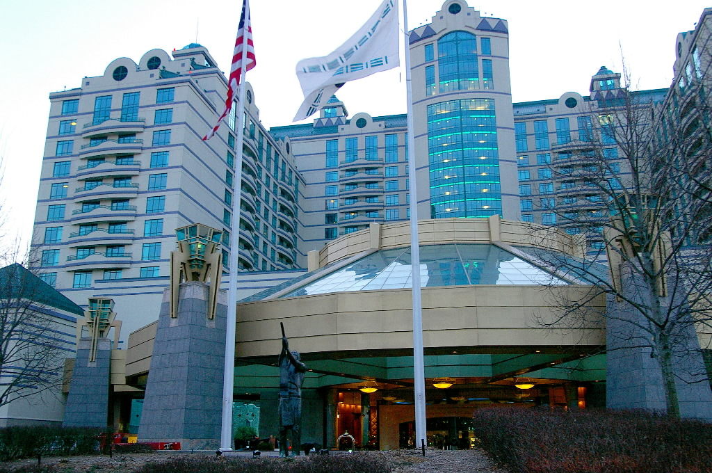 Marriotts near foxwoods casino victorian commission gambling regulation website