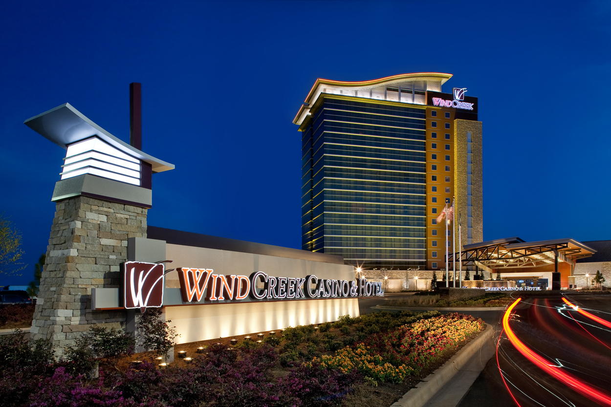 wind creek casino promotions