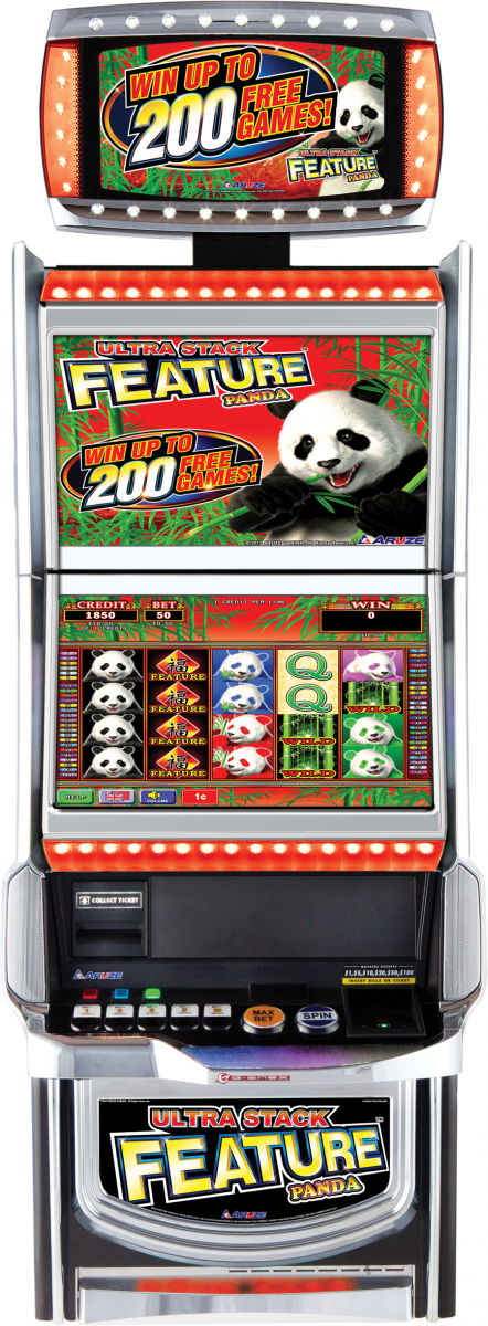 ultra stack slot machine