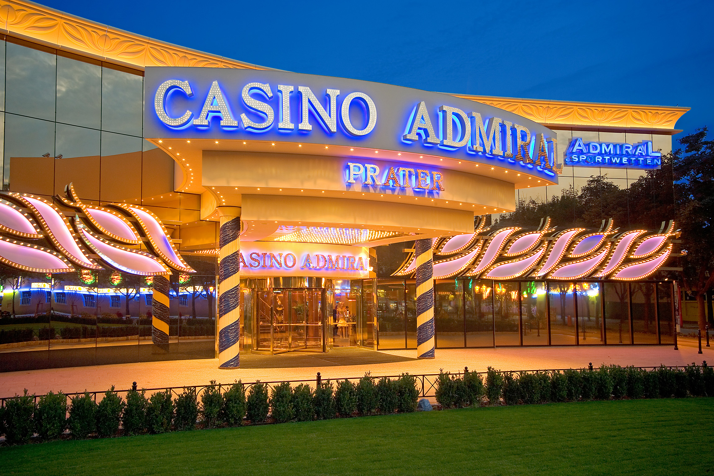 casino austria novomatic