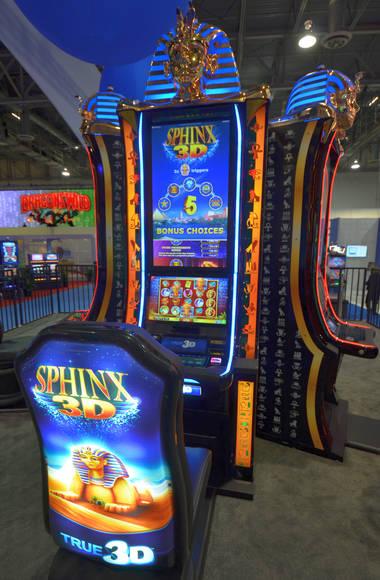 sphinx 3d slots free online