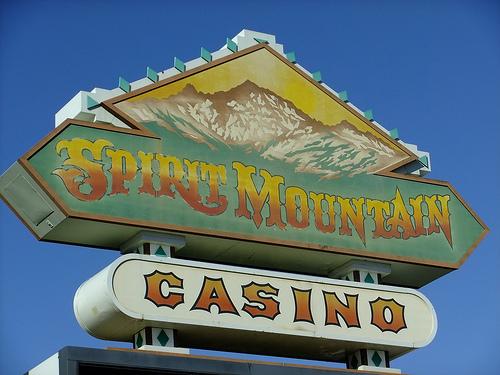 Spirit mountain casino grants players palace casino com