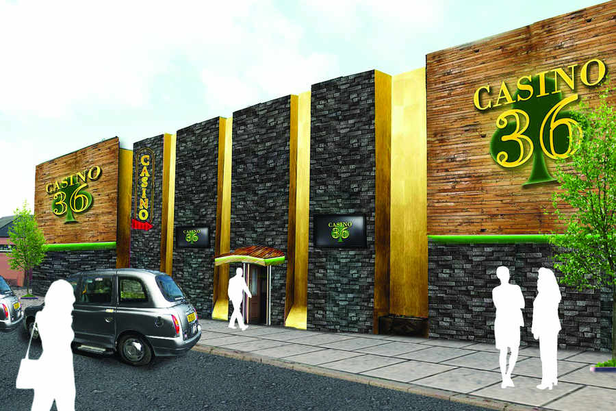 Wolverhampton casino poker