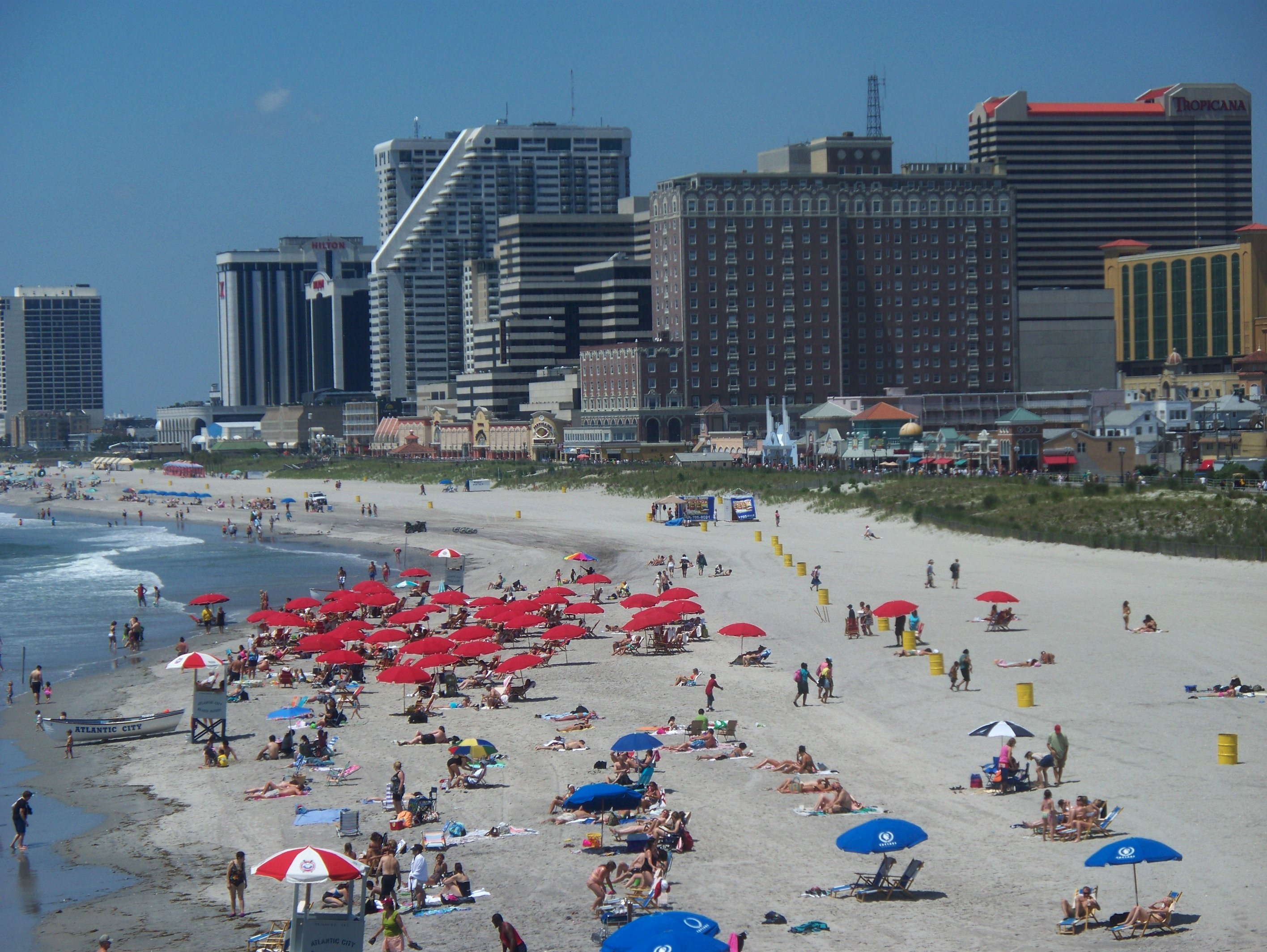 Atlantic city casinos packages age for gambling on the sea escape