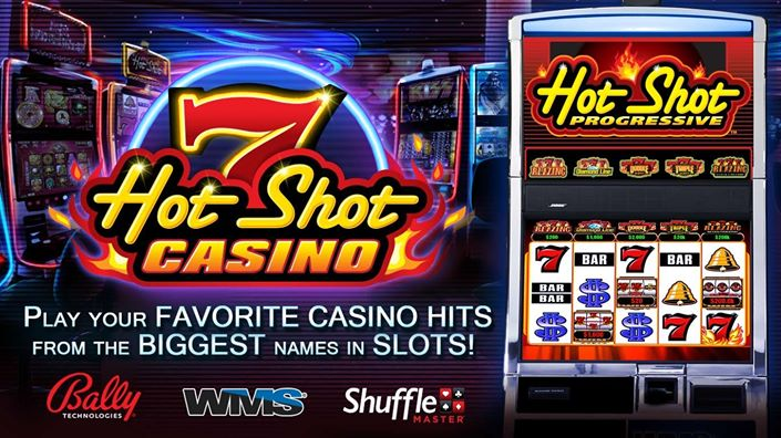 hot shot casino games by bally
