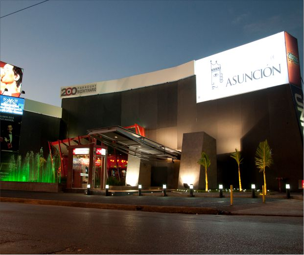 Casino asuncion by worest paraguay