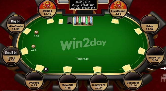 poker win2day