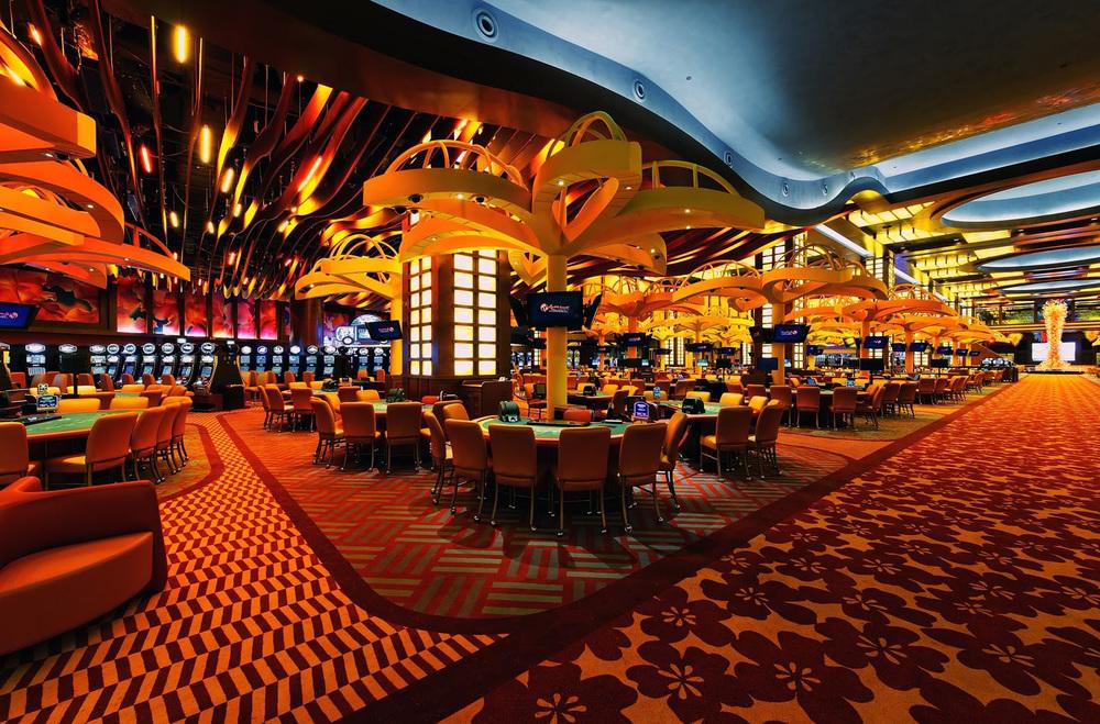 Singapore government casino
