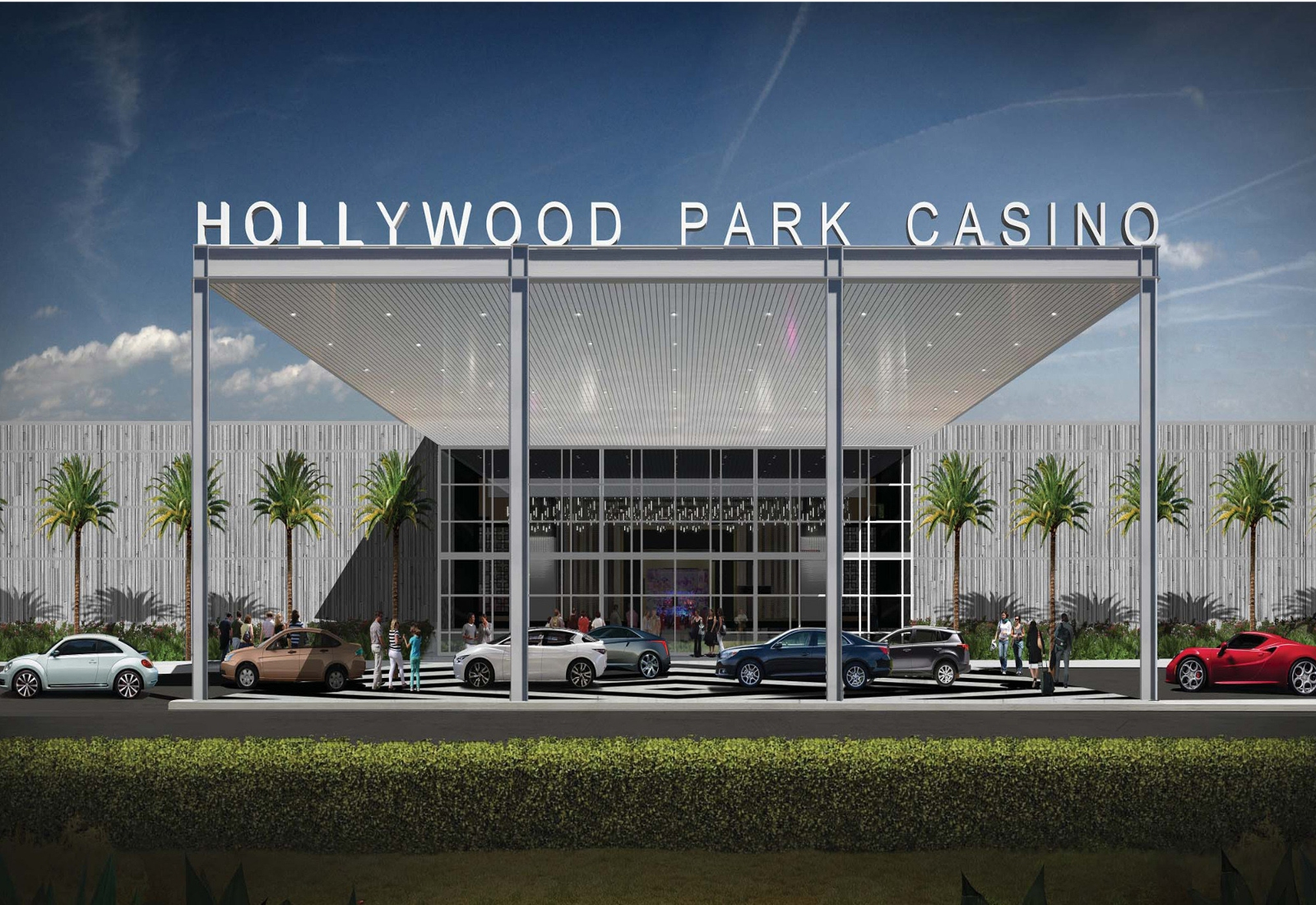 Hollywood park casino inglewood seminole casino coconut