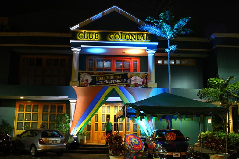 casino club colonial san jose