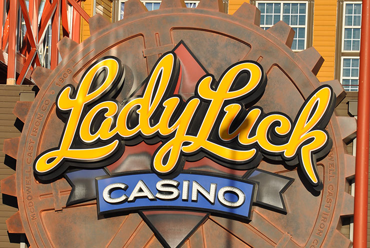 lady luck casino for sale