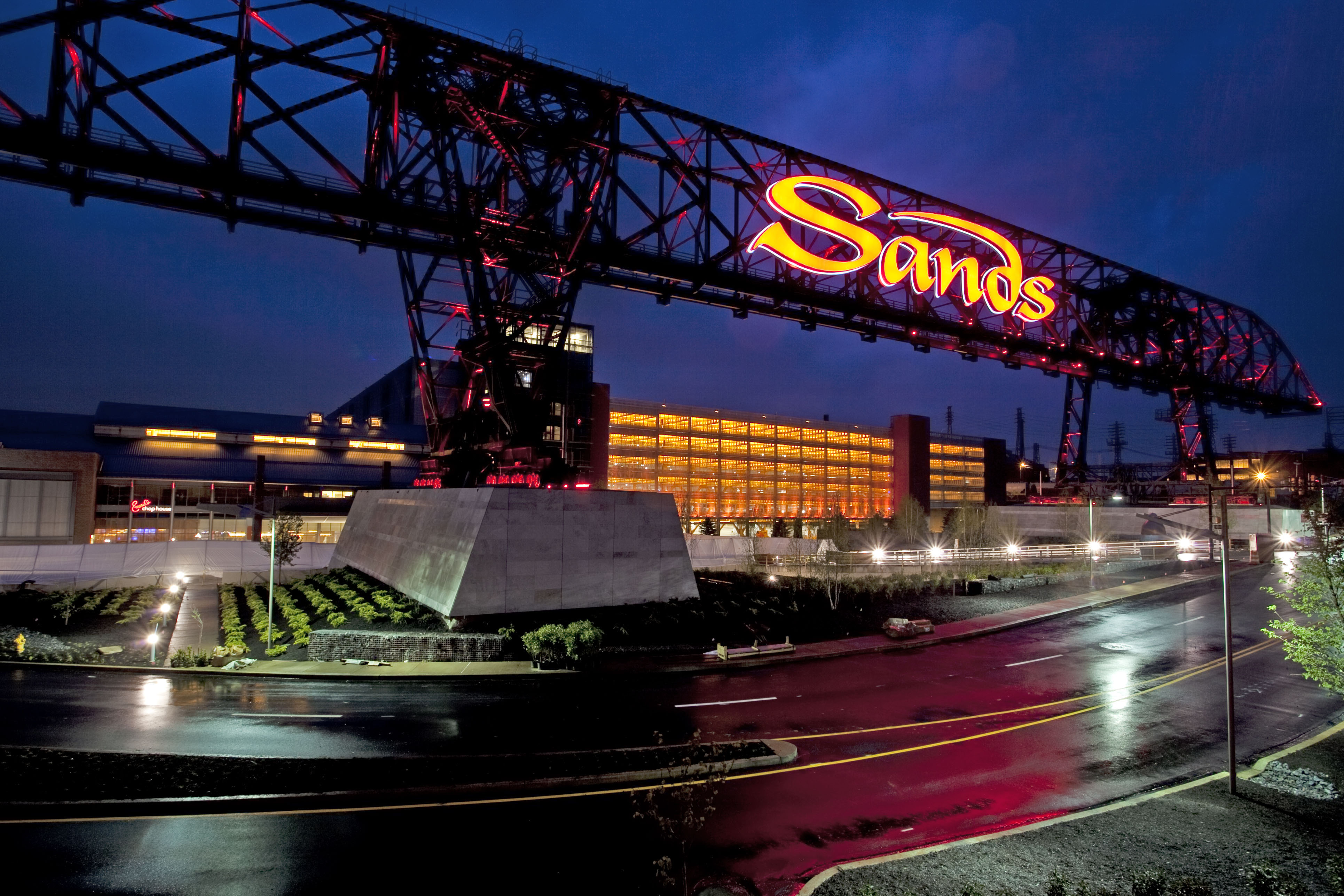 Sands casino pa craps at a casino